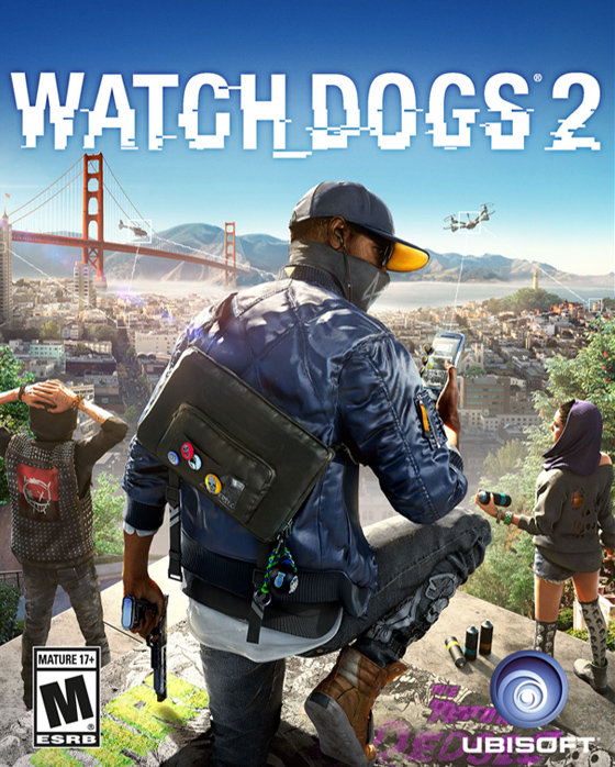 Watch_Dogs 2 Gold Edition (RUS/ENG/MULTI13) [Uplay-Rip]