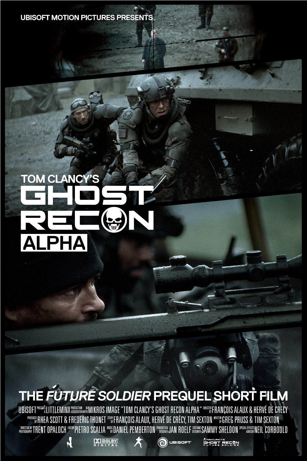Ghost Recon Alpha | Forums