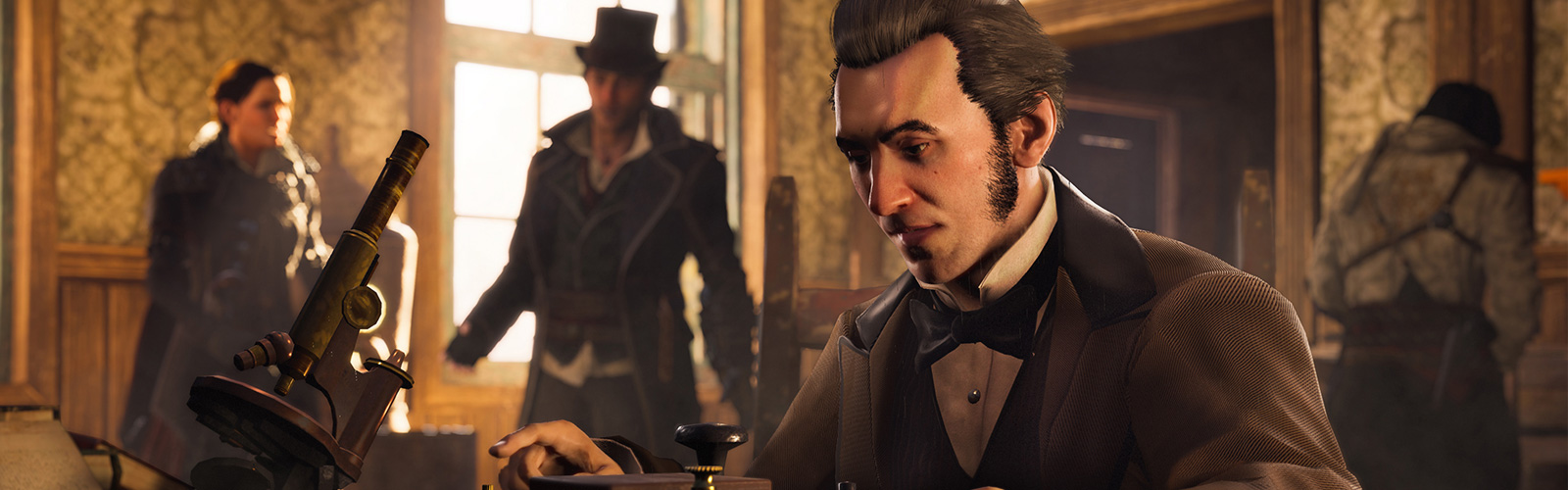 Discover The Eccentric Characters That Will Guide You To Take Back London In Assassin S Creed Syndicate Ar12gaming