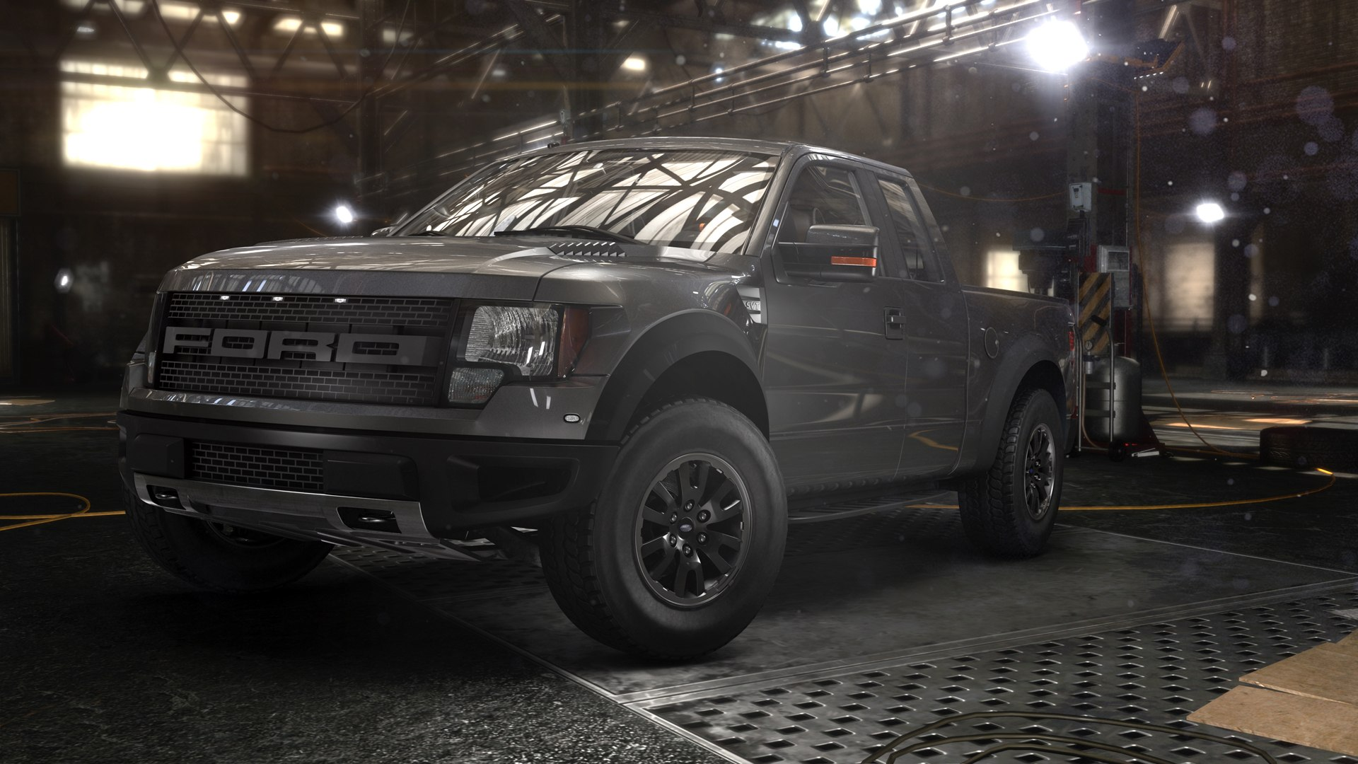 ford cars and tuning kits the crew ubisoft us. Black Bedroom Furniture Sets. Home Design Ideas