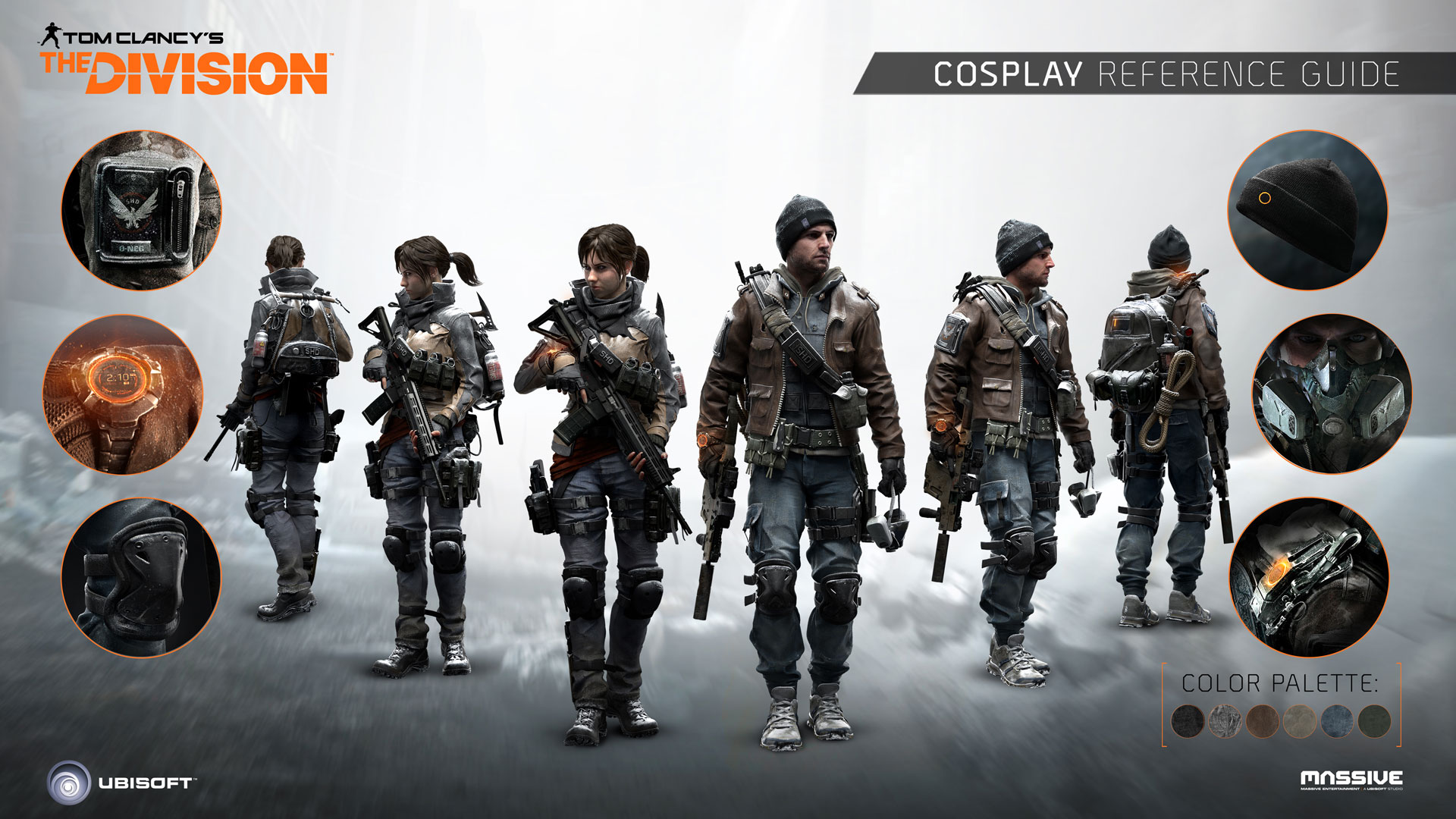 The Division Cosplay Guide | Latest news and content about ...