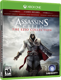 Assassins Creed The Ezio Collection for Xbox One