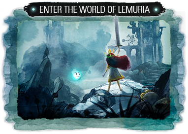 Child of Light Available Now