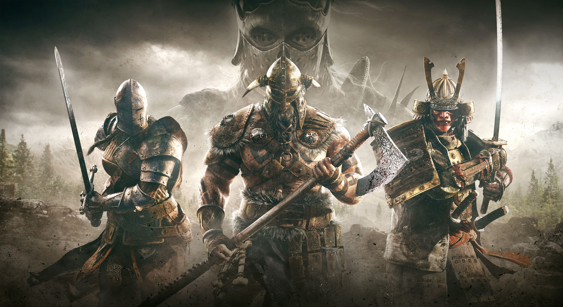 The Vanguards of For Honor