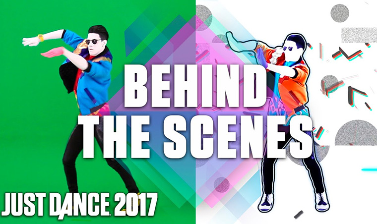 Just Dance 2017 - Behind The Scenes Part 1