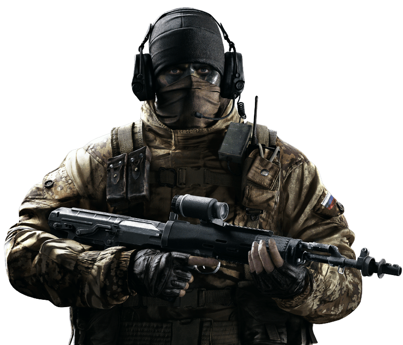 Tom Clancy's Rainbow Six® Siege | Operator GLAZ | Ubisoft® (UK)