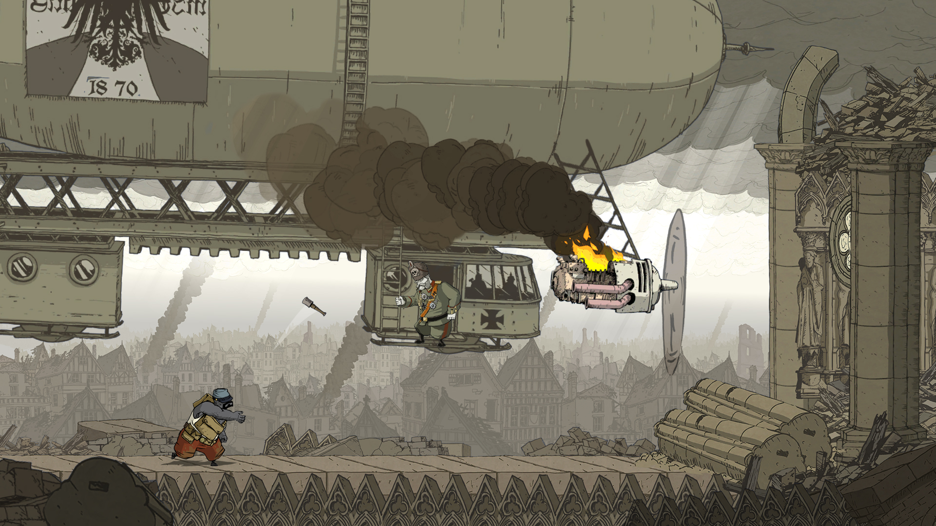 Valiant Hearts - WWI Game Story & Characters | Ubisoft (US)