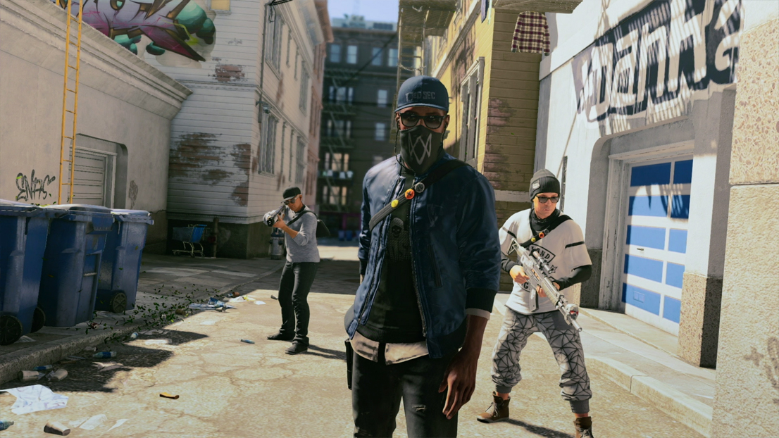 Image result for WATCH DOG 2