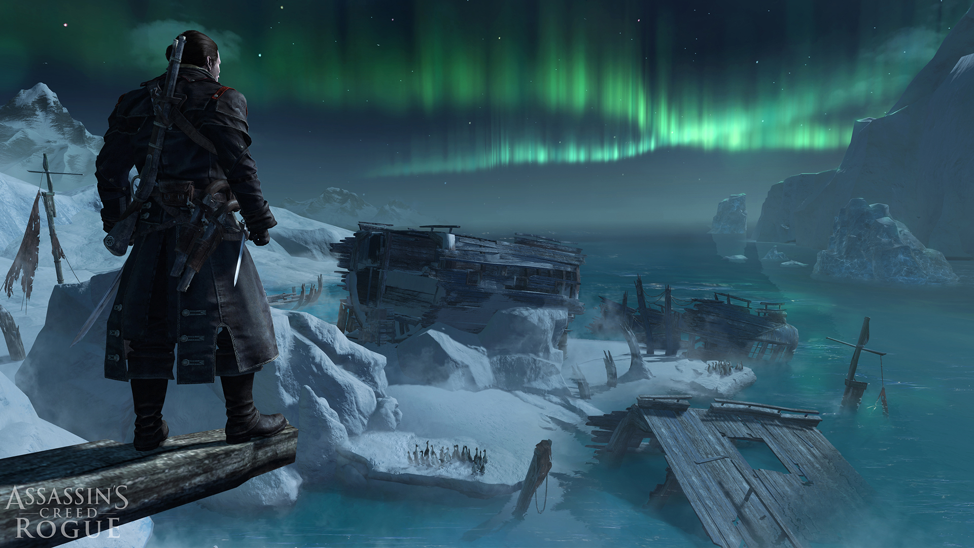 Assassin's Creed Rogue Multilenguaje ESPAÑOL XBOX 360