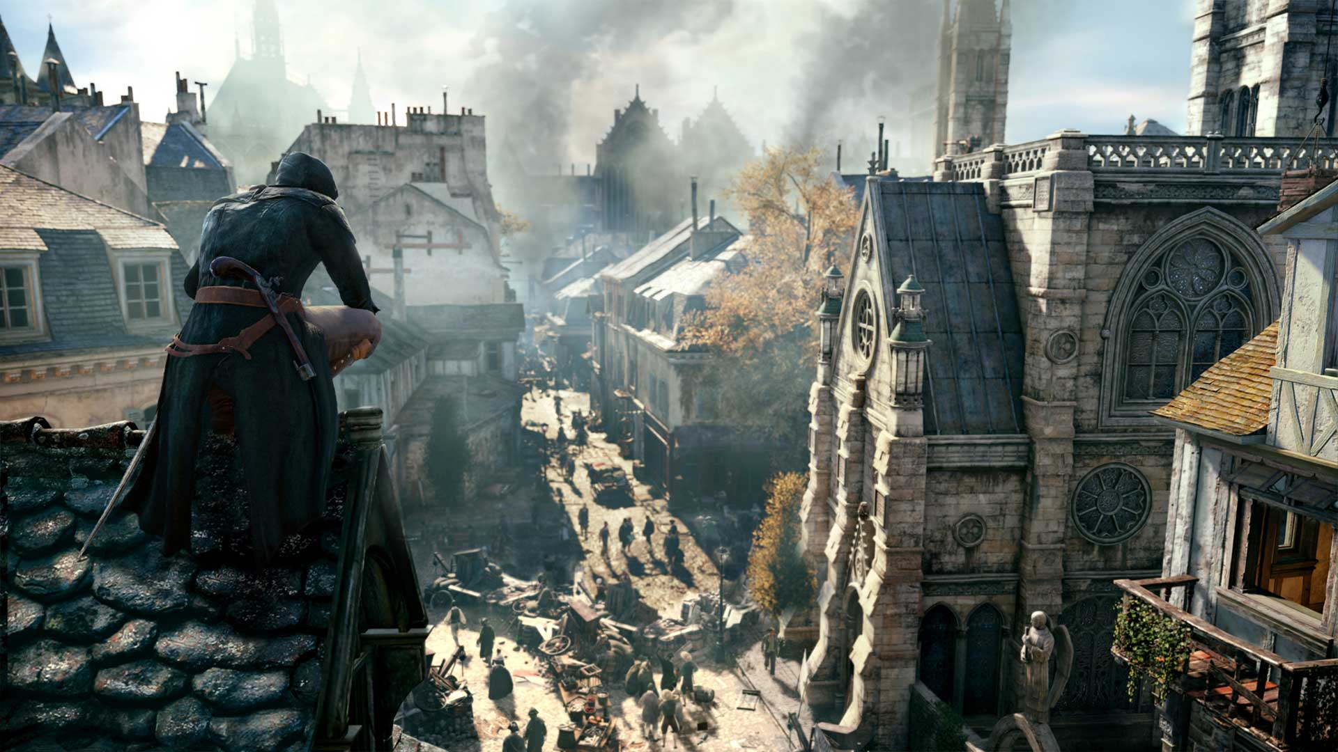 Assassin's Creed Unity Multilenguaje ESPAÑOL PC + Update v1.5 (RELOADED) + REPACK 10 DVD5 (JPW) 7