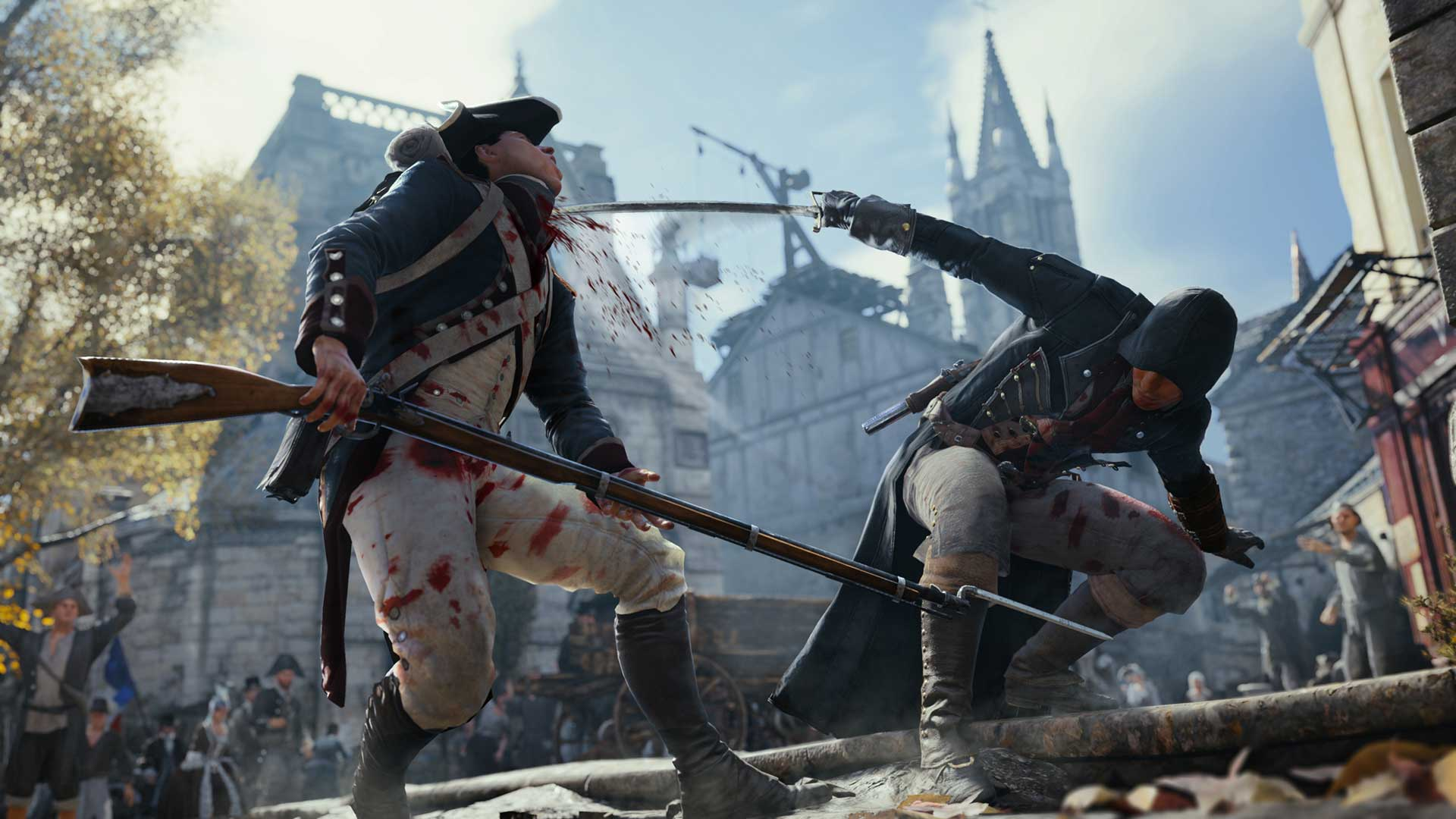 Assassin's Creed Unity Multilenguaje ESPAÑOL PC