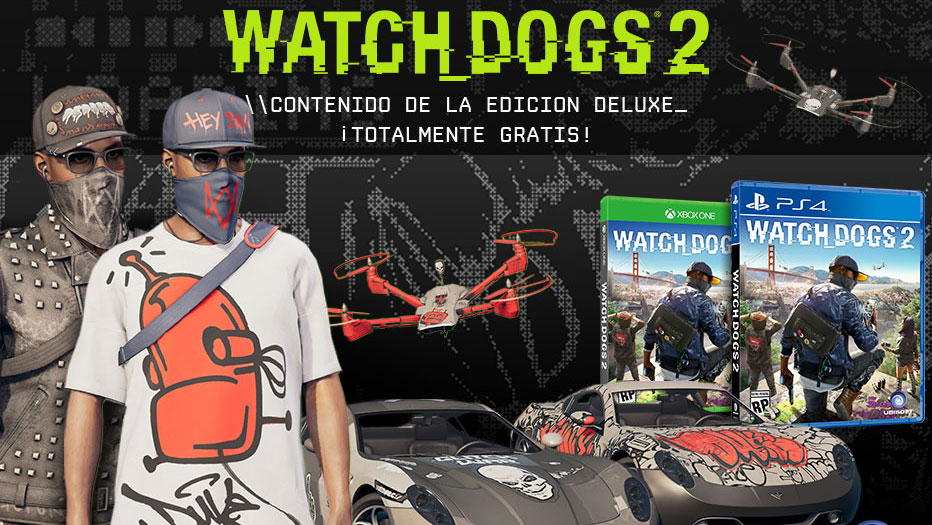 Watch_Dogs 2 pre-order