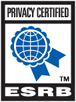 ESRB Privacy Certified (Transparent height 100px)