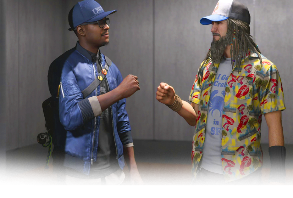 Watch Dogs 2: Story Trailer