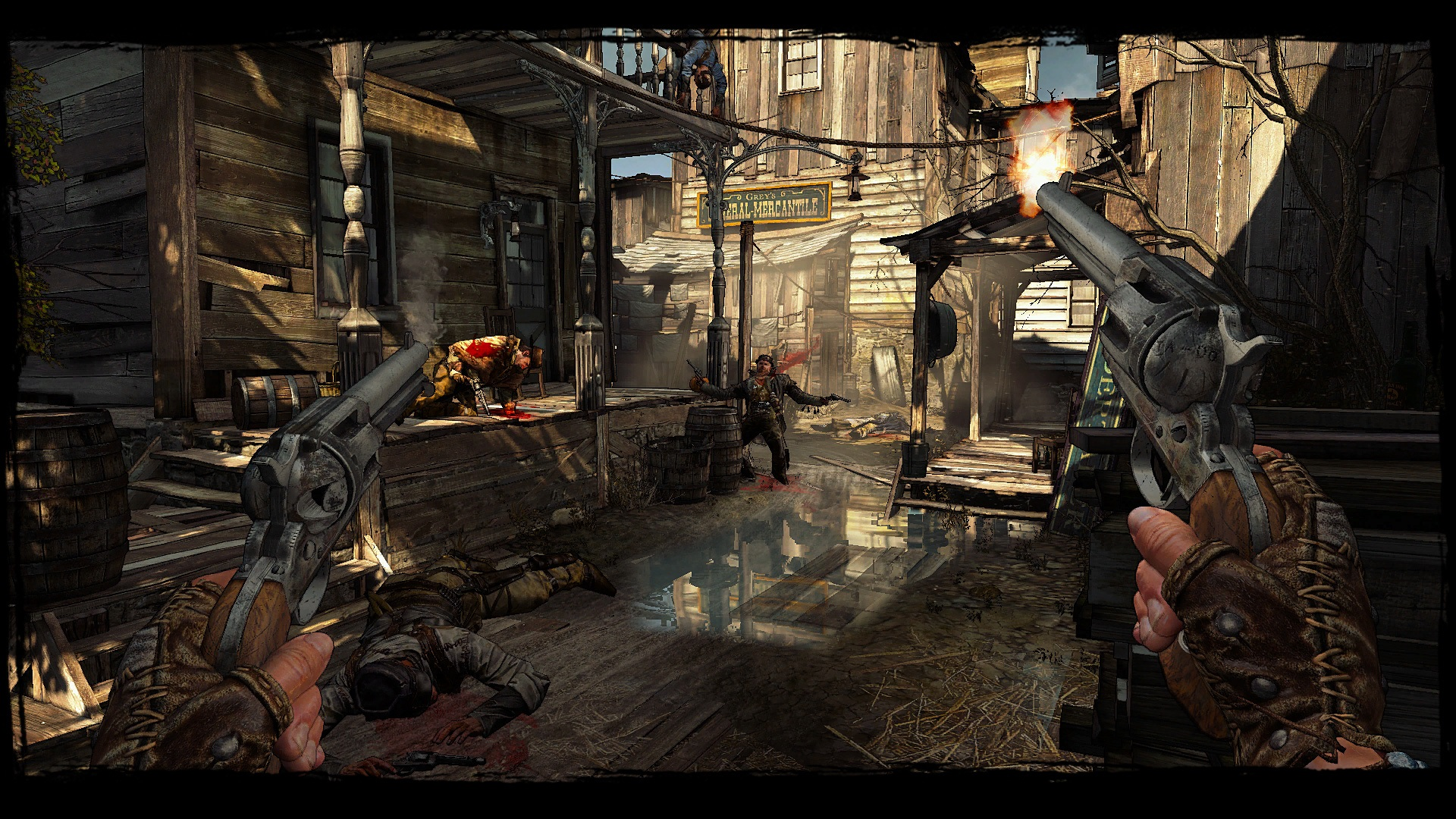 ubisoft call of juarez gunslinger