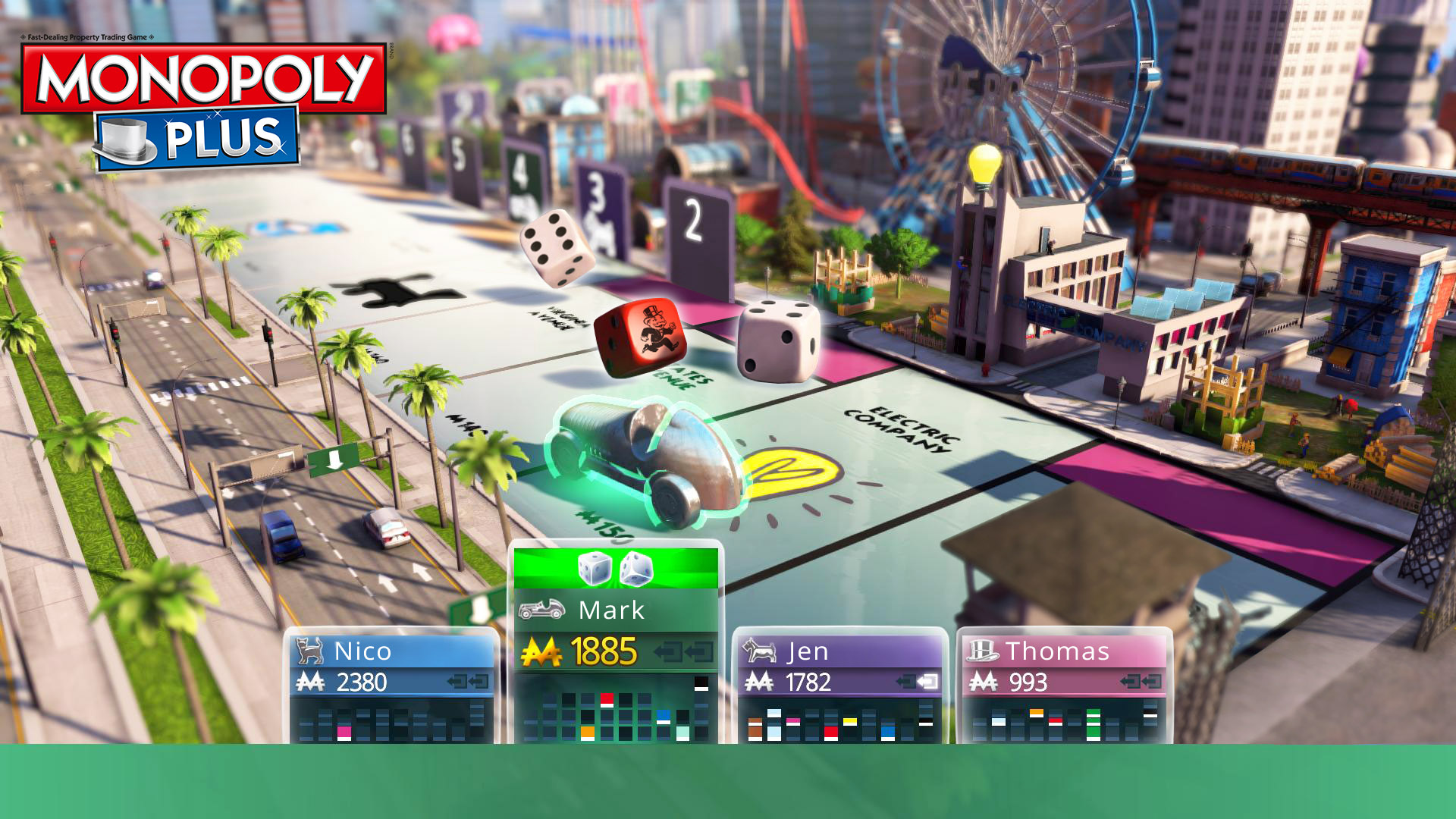 monopoly plus online ps4