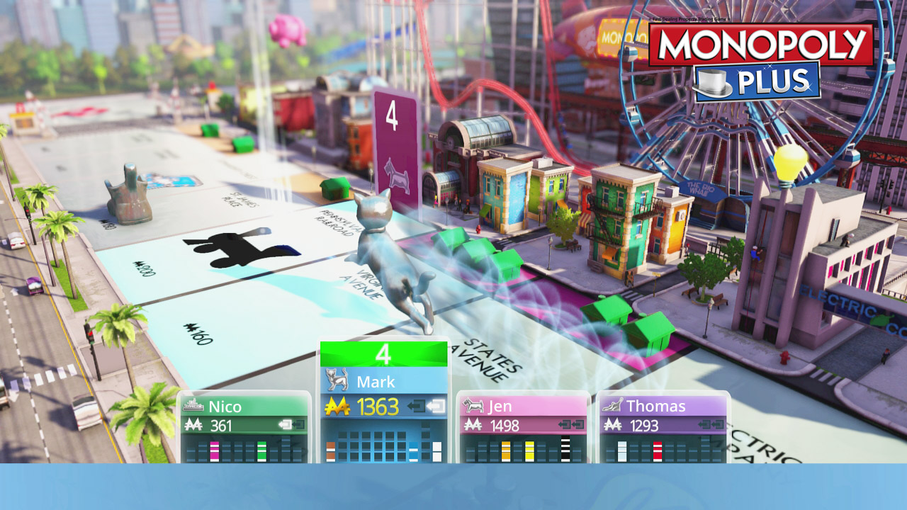 monopoly plus xbox 360 how to change rules