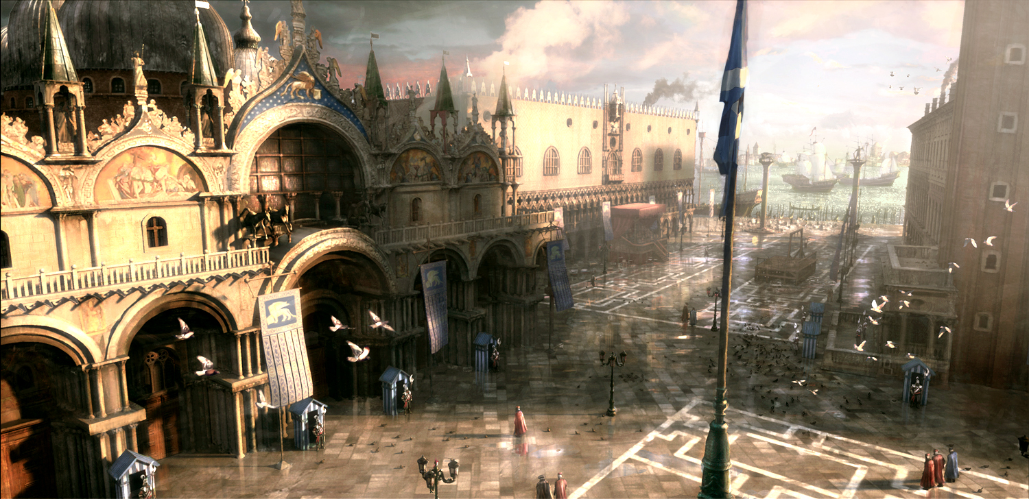 how to get from venice to florence assassins creed 2