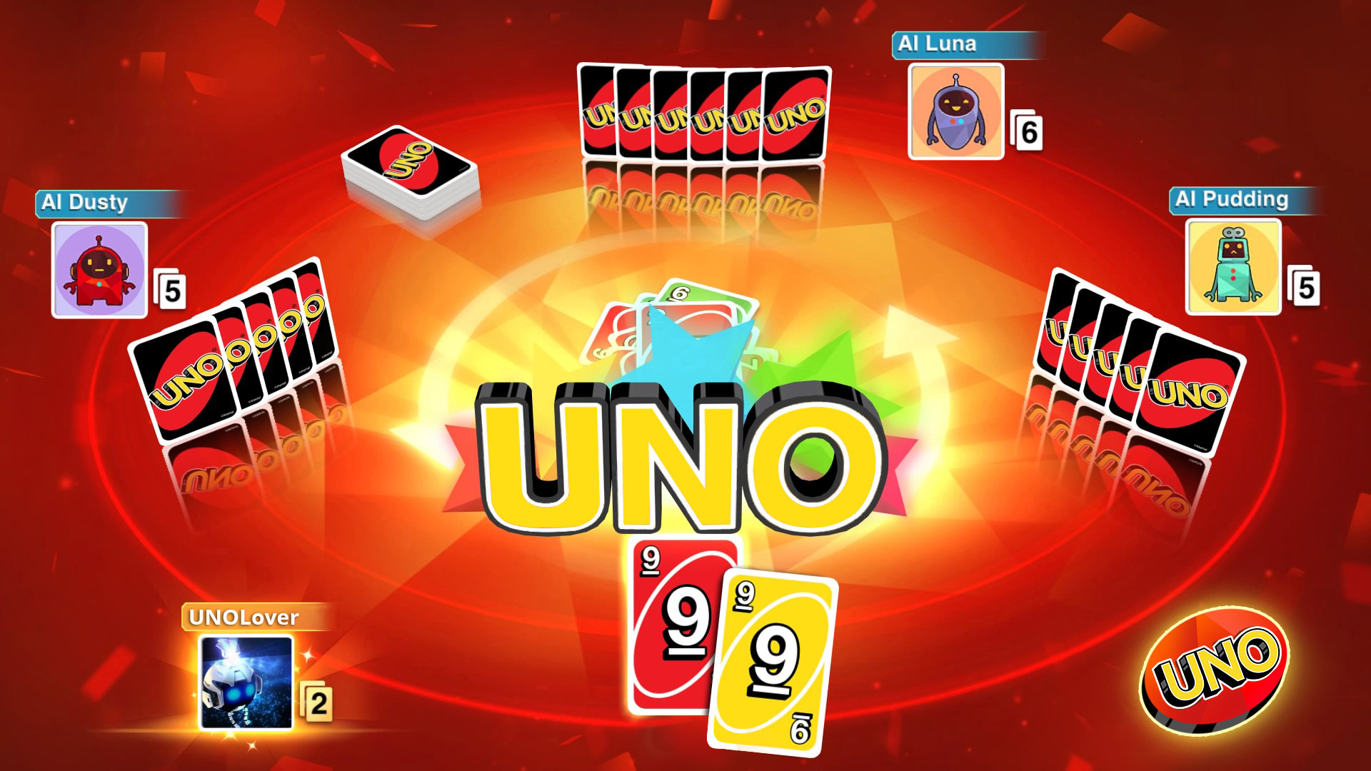 Uno Multiplayer