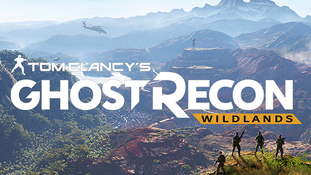 Image result for tom clancy's ghost recon wildlands