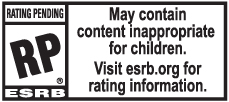 ESRB RP With Descriptors