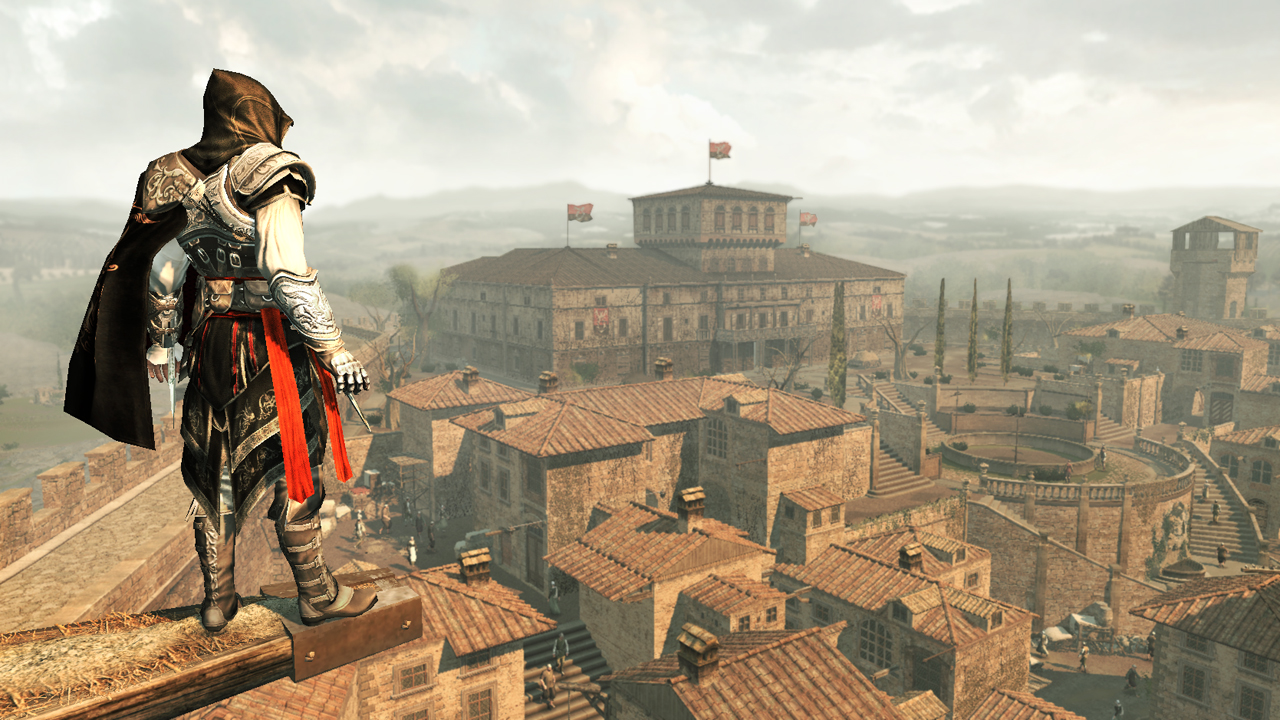 Free Download Assassin's Creed II Full Version - Ronan Elektron