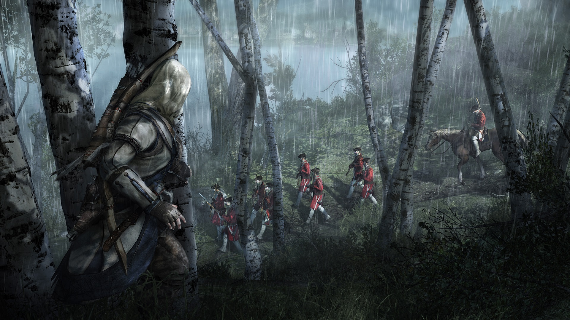 Ubisoft - Assassin's Creed III