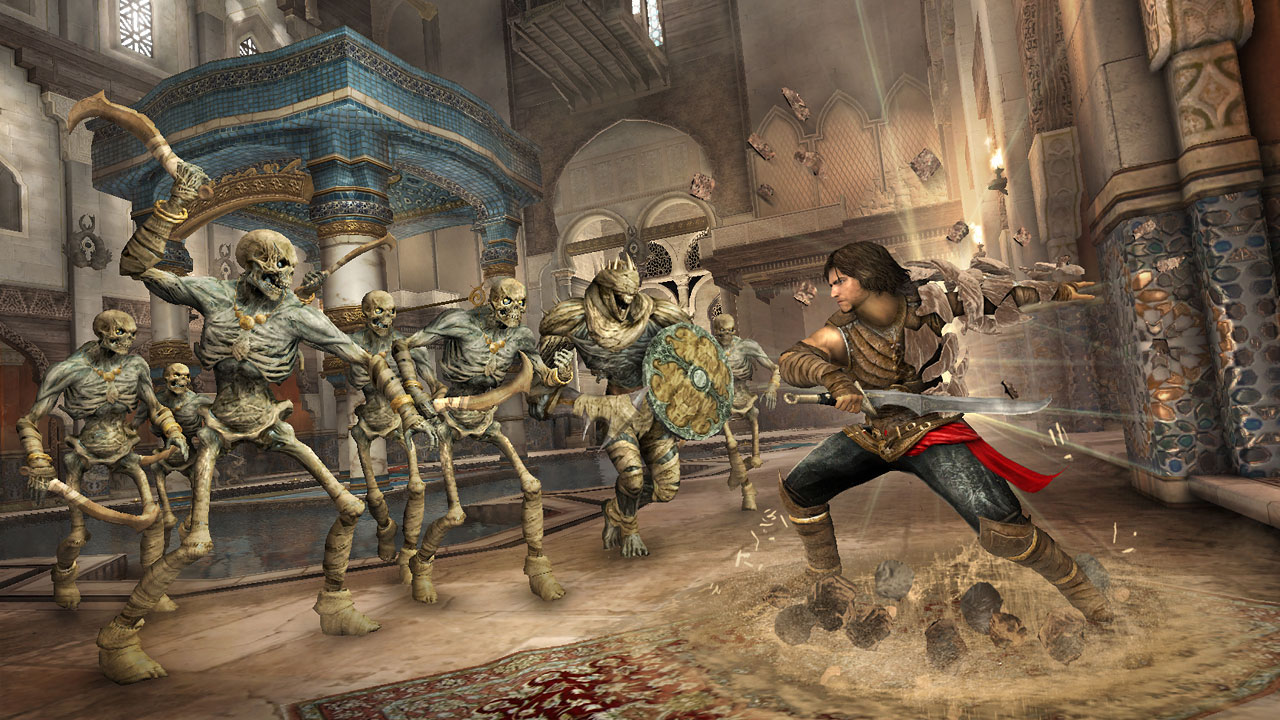 Prince Of Persia The Forgotten Sands Android Apk Iso Download For Free