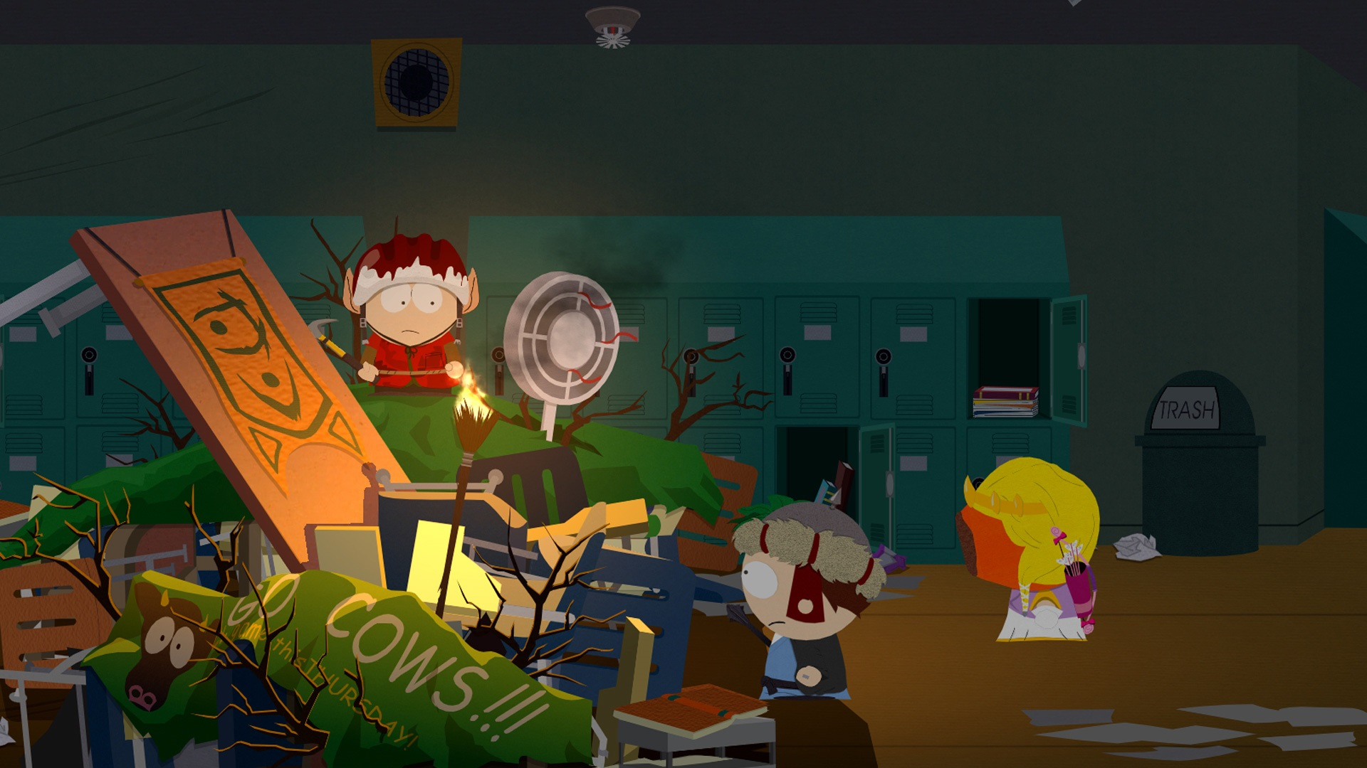 Анонсирована South Park: The Fractured but Whole