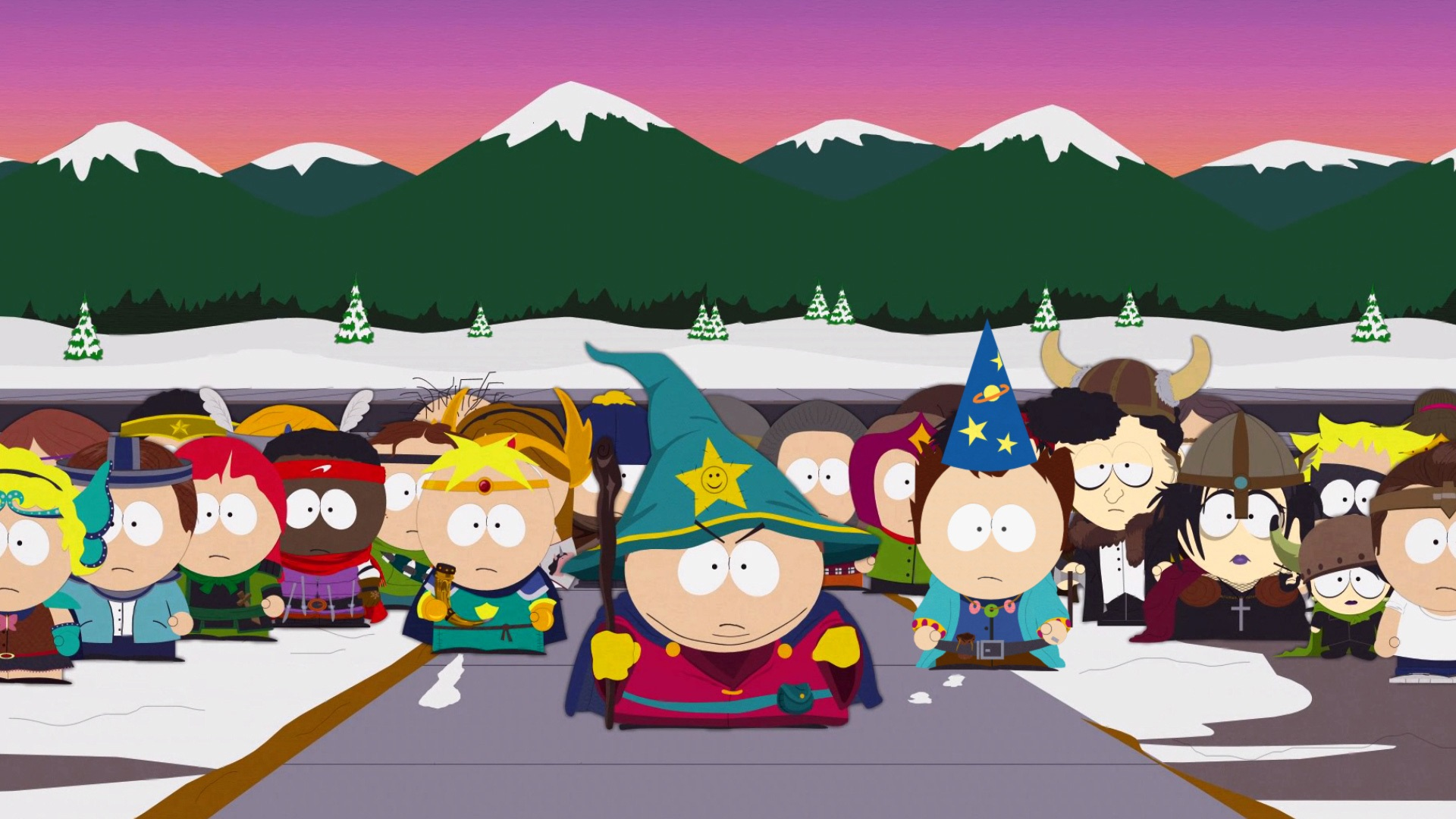 [E3 2 15] South Park: The Fractured but Whole - Анонс