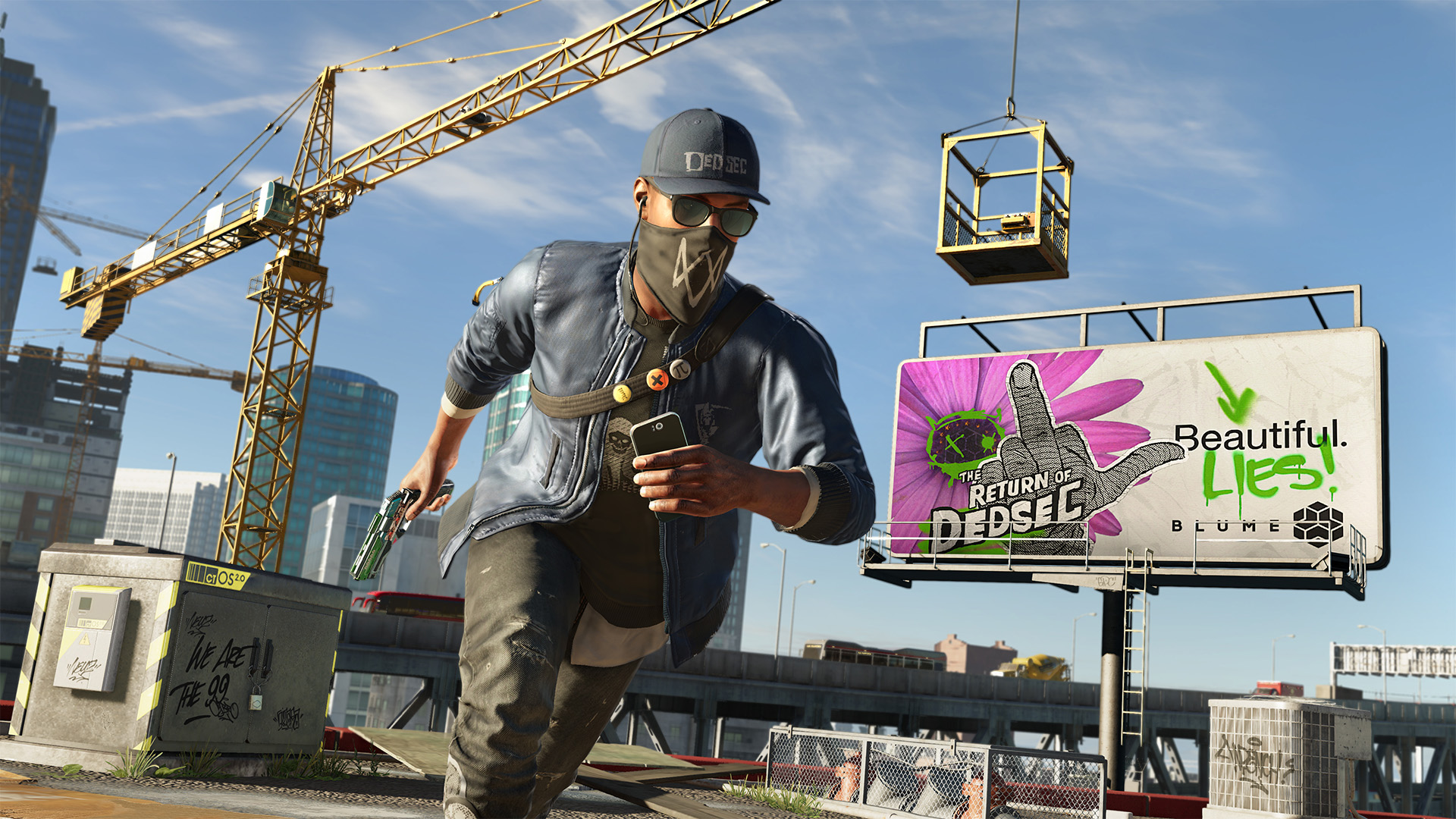 Watch Dogs  Deluxe Pc