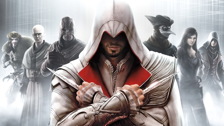 Ubisoft - Assassin's Creed Brotherhood